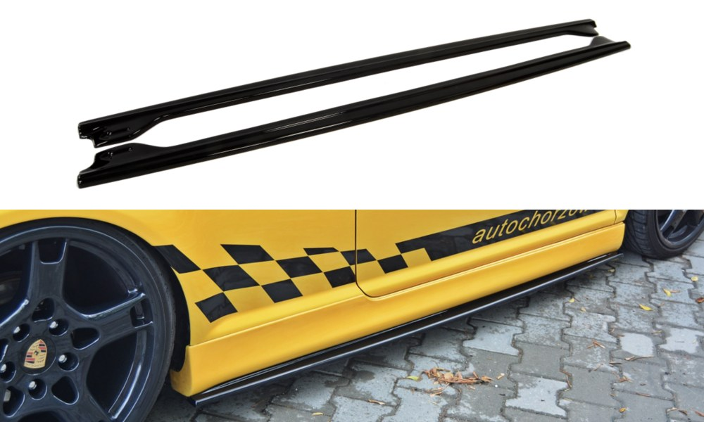 Dokładki Progów VW Golf 4 R32 - GRUBYGARAGE - Sklep Tuningowy